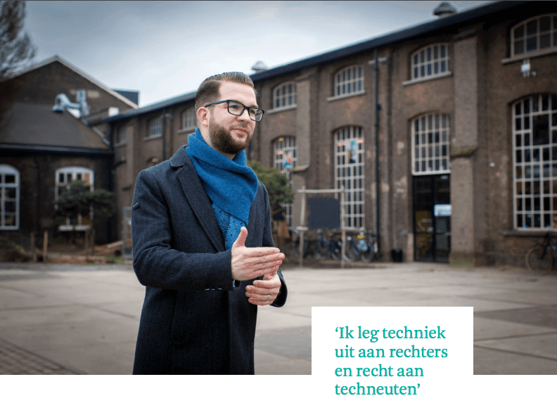 Wouter Dammers Advocatenblad